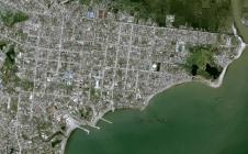 Dégâts sur Haïti : démesurés selon les satellites