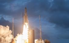 [Replay] Lancement d'Ariane 5 VA251 le 16/01/2020