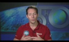 Thomas Pesquet en direct de Houston (30/08/16)